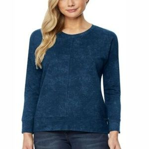 32 DEGREES Ladies Crew Neck Stretch Comfort P.Over